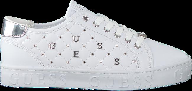 GUESS Baskets basses GLADISS en blanc  - large