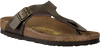 Gouden BIRKENSTOCK PAPILLIO Slippers GIZEH  - small