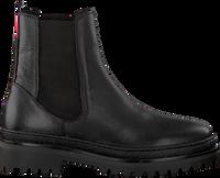 Zwarte TOMMY HILFIGER Chelsea boots RUGGED CLASSIC CHELSEA - medium