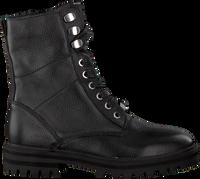 MEXX Bottines à lacets FIZZ en noir  - medium