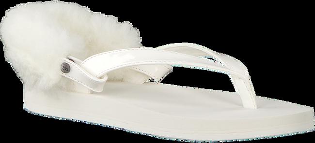 white UGG shoe LAALAA  - large
