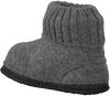 BERGSTEIN Chaussons COZY en gris - small