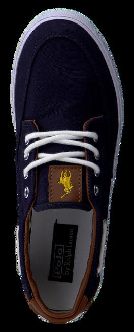 POLO RALPH LAUREN Chaussures à lacets 990423 en bleu - large
