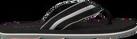 Zwarte TOMMY HILFIGER Slippers HILFIGER WEBB  - medium
