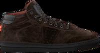 Bruine GREVE Hoge Sneakers UMBRIA  - medium