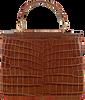 UNISA Sac bandoulière ZGASOL en marron  - small