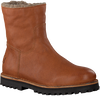SHABBIES Bottines 181020130 en cognac - small