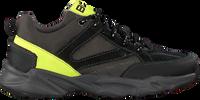 Zwarte BRAQEEZ Lage sneakers FINN FIT  - medium