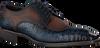 GIORGIO Richelieus HE974156 en bleu  - small
