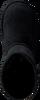 UGG Bottes fourrure CLASSIC II KIDS en noir - small