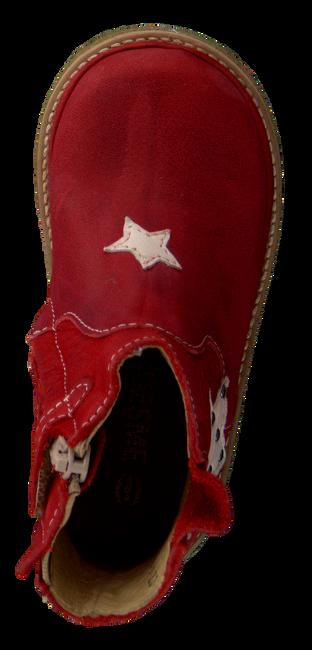 SHOESME Bottes hautes BC3W092 en rouge - large
