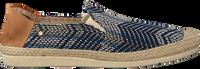 LA SIESTA Espadrilles 51212 en bleu  - medium