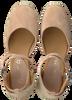 UNISA Espadrilles CAUDE en beige  - small
