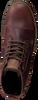 GAASTRA Bottines à lacets CAPE MID TMB FLT en marron  - small