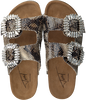Beige TORAL Slippers 10865  - small