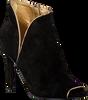 Zwarte MICHAEL KORS Enkellaarsjes HARPER BOOTIE  - small