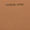 MICHAEL KORS Porte-monnaie TRAVEL CONTINENTAL en cognac - small