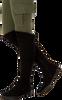 LAMICA Bottes hautes KISA en noir - small