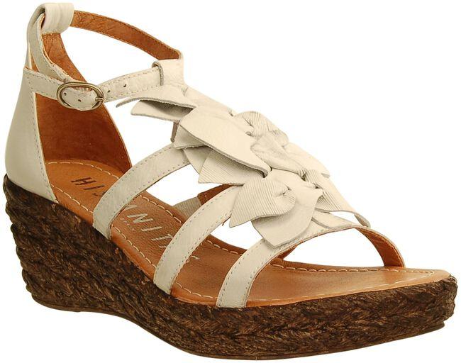 white HISPANITAS shoe 13954  - large