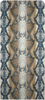 BECKSONDERGAARD Foulard SIGVA ORGANIC SCARF en marron  - small