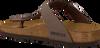BIRKENSTOCK PAPILLIO Tongs GIZEH en marron - small
