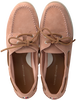 Roze TOMMY HILFIGER Instappers CLASSIC BOAT SHOE WMNS  - small
