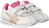 VINGINO Baskets CIRA VELCRO en blanc - small