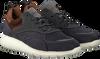 MAZZELTOV Chaussures à lacets MNAGO105.02OMO1 en bleu  - small