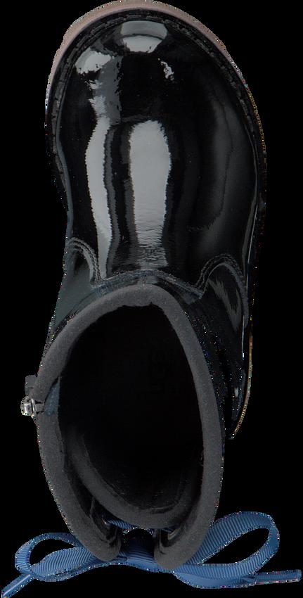 UGG Bottes hautes CORENE PATENT en noir - larger