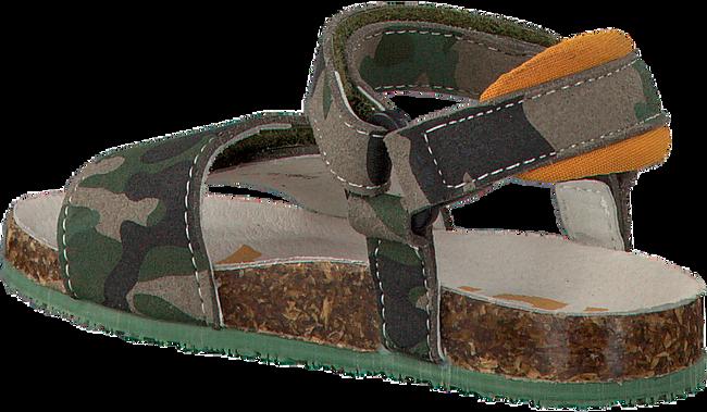 REPLAY Sandales HARRICANE CAMO en vert - large