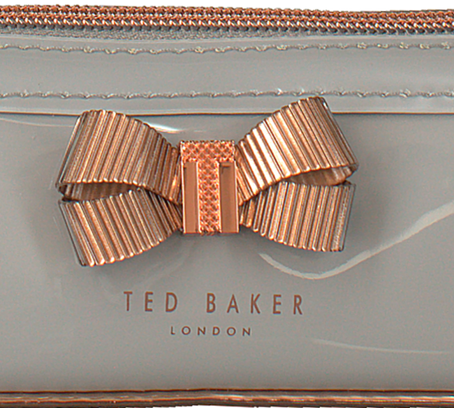 TED BAKER Trousse LORA en gris - large
