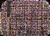 BECKSONDERGAARD Sac bandoulière SIF PICA BAG en violet  - small
