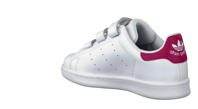 8cfeb19eea3 Witte ADIDAS Sneakers STAN SMITH CF C - Omoda.be