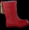 BISGAARD Bottes en caoutchouc 92001999 en rouge - small
