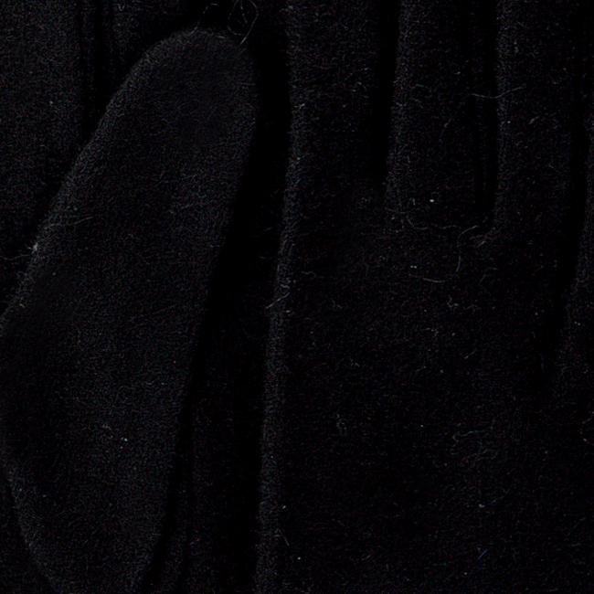 ABOUT ACCESSORIES Gants 4.37.100 en noir - large