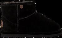 Zwarte WARMBAT Pantoffels WALLABY WOMEN SUEDE - medium