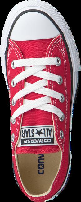 CONVERSE Baskets CTAS OX KIDS en rouge - large
