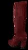 UNISA Bottes hautes RHYS F12 BS en rouge - small