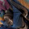 ABOUT ACCESSORIES Foulard 2.78.601 en bleu - small