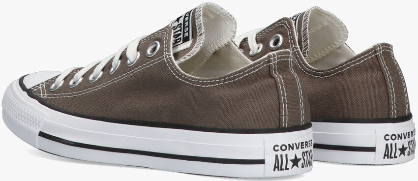 Grijze CONVERSE Sneakers CHUCK TAYLOR ALL STAR OX DAMES - larger
