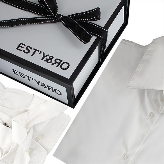 EST'Y&RO Col EST'772 en blanc - large