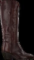 NOTRE-V Bottes hautes AH69 en marron  - medium