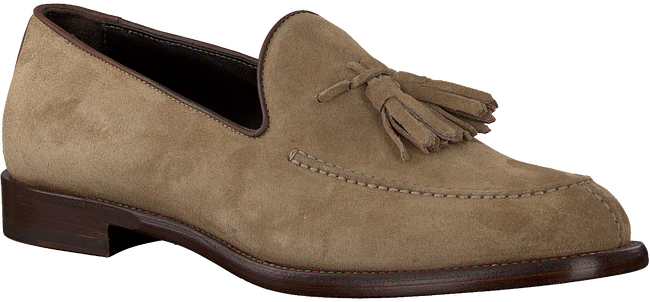 MAZZELTOV Loafers 9524 en taupe  - large