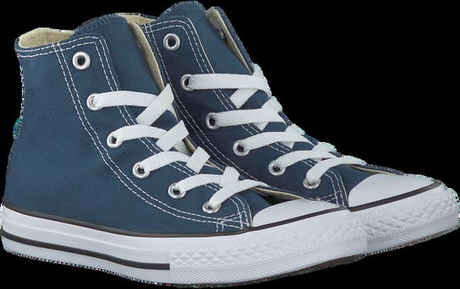 CONVERSE Baskets CTAS HI KIDS en bleu - large