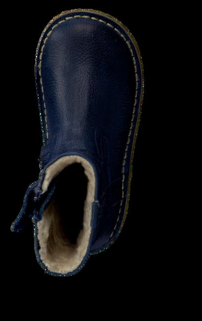 PINOCCHIO Bottes hautes P2603 en bleu - large