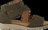 GABOR Sandales 582 en vert - small