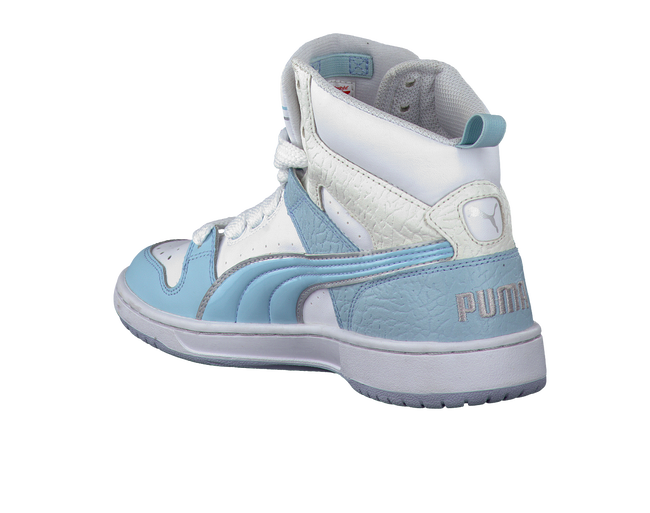 white PUMA shoe 350898  - large