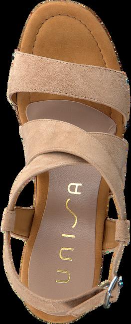UNISA Sandales TERRAT en beige  - large