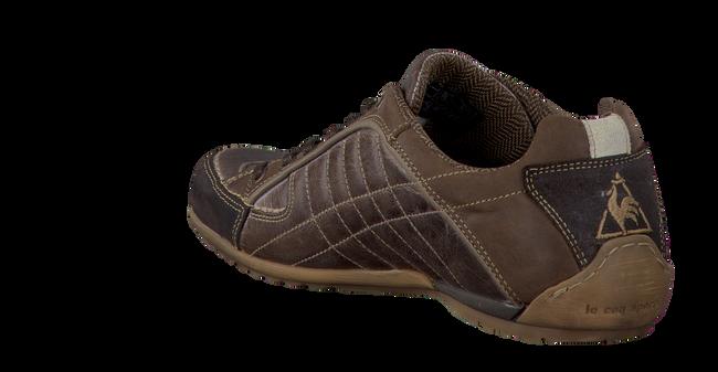 brown LE COQ SPORTIF shoe SEDAN LOW  - large