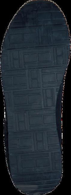 TOMMY HILFIGER Baskets basses CORPORATE RUNNER en bleu  - large
